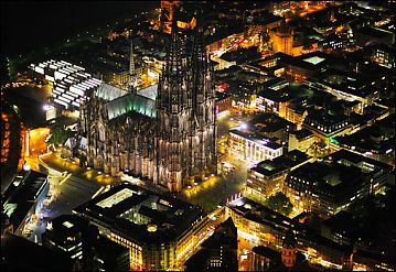 Cologne cathedral © Jonathan Webb