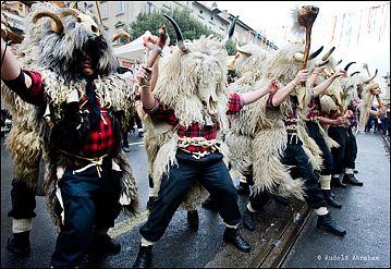 Rijeka Carnival, Croatia. Photo © Rudolf Abraham