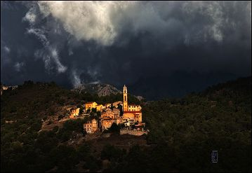 Soveria, Corsica. Photo © Peter and Georgina Bowater