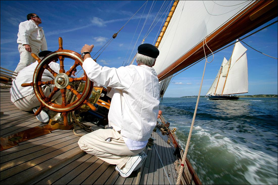 The Mariquita. Photo © Graham Snook/Yachting World.