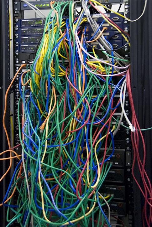 Computer room, Alamy, 2006